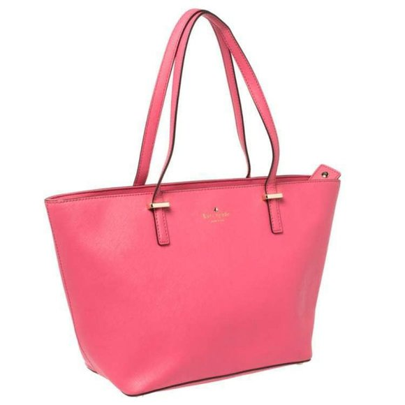 Great Condition Kate Spade Pink Tote Bag
